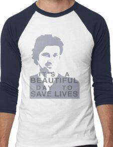 Grey's anatomy - Mcdreamy  Men's Baseball ¾ T-Shirt