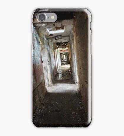 Abandoned R.A.F WW2 Base iPhone Case/Skin