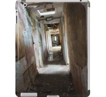 Abandoned R.A.F WW2 Base iPad Case/Skin