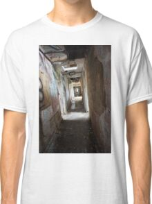 Abandoned R.A.F WW2 Base Classic T-Shirt