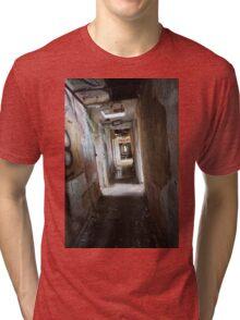 Abandoned R.A.F WW2 Base Tri-blend T-Shirt