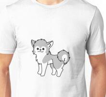 Chibi Husky Unisex T-Shirt
