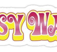 Pussy Wagon Variant 3 Sticker