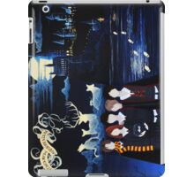 Marauders tribute iPad Case/Skin