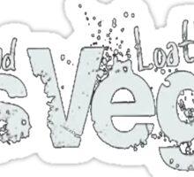 Fear & Loathing in Las Vegas Sticker