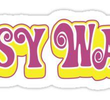 Pussy Wagon Variant 5 Sticker