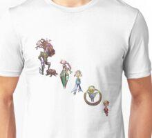 Triangle People Unisex T-Shirt