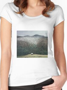 Our Home Women's Fitted Scoop T-Shirt
