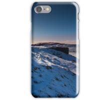 Winter sun iPhone Case/Skin