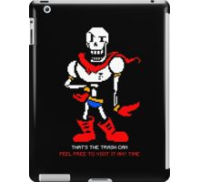 That's The Trash Can iPad Case/Skin