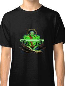 8-Bit Raph's Reflection Classic T-Shirt