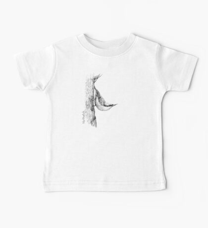 Nuthatch Ink Baby Tee