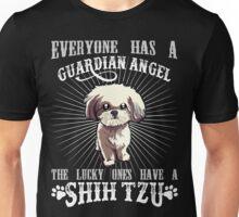 SHIH TZU - GUARDIAN ANGEL Unisex T-Shirt
