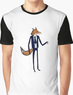 Fox Mulder Graphic T-Shirt