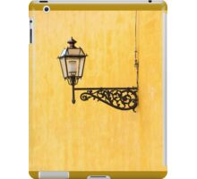 Outside Lighting iPad Case/Skin