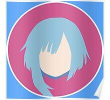 4 Goddesses mk2 HDD - White S -o Poster