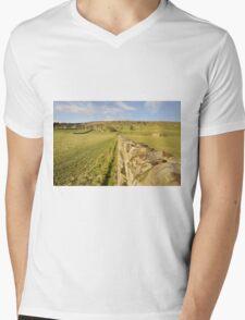 Healaugh Mens V-Neck T-Shirt