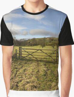 Swaledale Walks Graphic T-Shirt