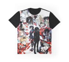 Tokyo Ghoul | Blood Graphic T-Shirt
