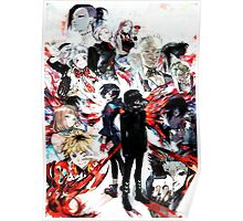 Tokyo Ghoul | Blood Poster