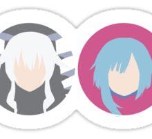 4 Goddesses Online 2 HDD - Sister's Generation Sticker