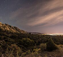 Albuquerque Mountain View by IOBurque