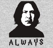 Professor Severus Snape by teesten