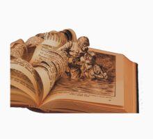Pilgrim's Progress book art One Piece - Short Sleeve