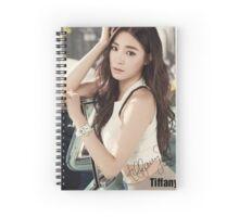 TIFFANY BG Spiral Notebook