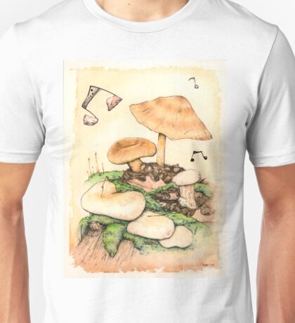 Mushroom Music T-Shirt