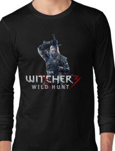 Witcher 3 Long Sleeve T-Shirt