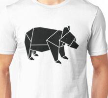 Origami Bear Unisex T-Shirt