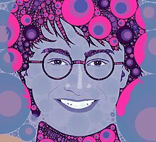 Bubble Art Potter by esotericaart