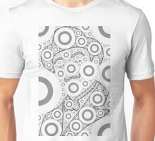 Bubble Art Poirot Unisex T-Shirt