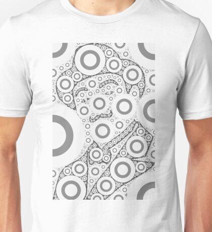 Bubble Art Poirot Unisex T-Shirt
