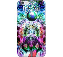 Visions of a Polar Shift  iPhone Case/Skin