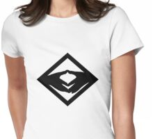 Merkel Diamond Womens Fitted T-Shirt