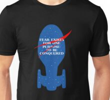 Conquer Fear Unisex T-Shirt