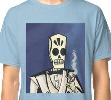 Grim Fandango- Manny Calavera Classic T-Shirt