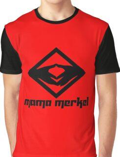 Mama Merkel Graphic T-Shirt