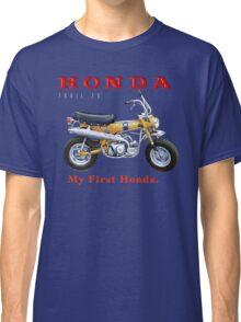 Honda Trail 70 My First Honda Classic T-Shirt