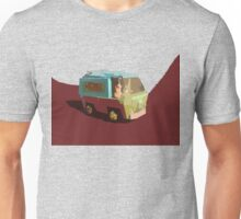 The Mystery Machine Unisex T-Shirt