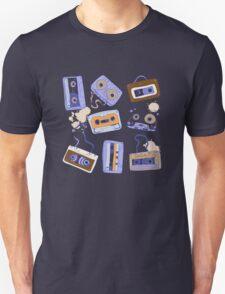 Audio cassette Unisex T-Shirt