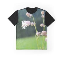Princesses On A Field Graphic T-Shirt