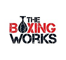 Boxing Works Photographic Print