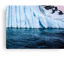 Antarctic #1 Canvas Print