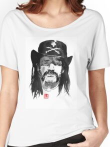 lemmy kilmister Women's Relaxed Fit T-Shirt