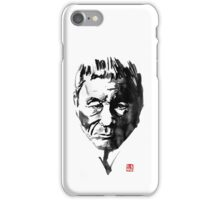 takeshi kitano iPhone Case/Skin