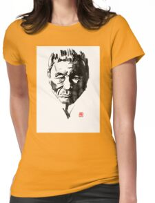 takeshi kitano Womens Fitted T-Shirt