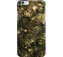 Rock pool - mineral art iPhone Case/Skin